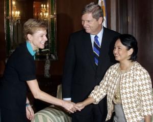 Ambassador Kristie Kenney
