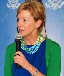 Ambassador Kristie Kenny
