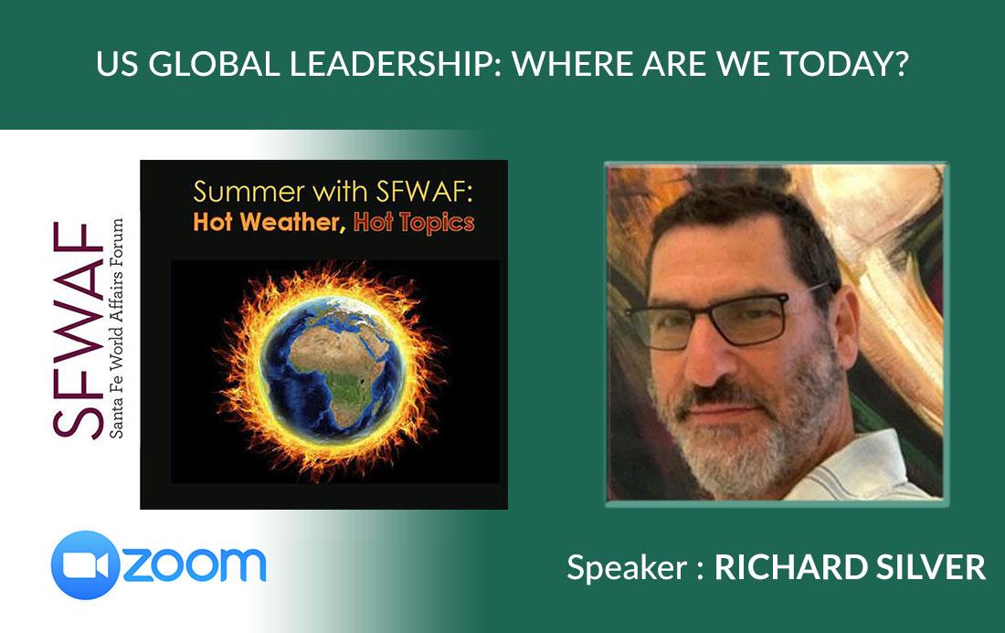 Richard Silver Webinar