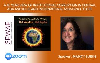 Nancy Lubin Webinar