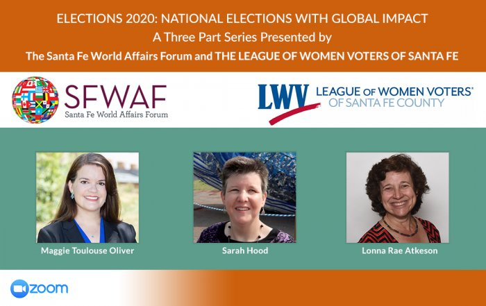 SFWAF Elections 2020 Series